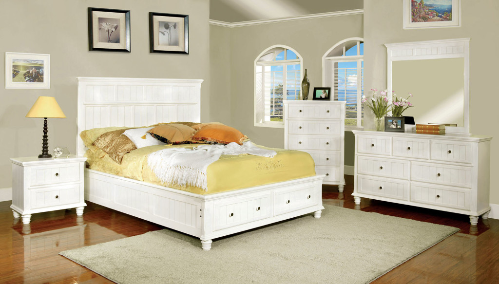 White Queen Storage Bed with Drawers 1024 x 583